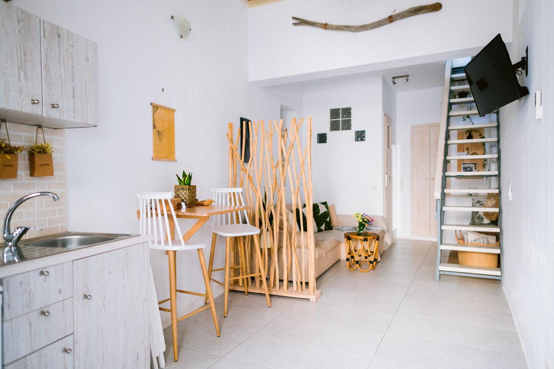 Boho Studio in Mykonos - Silver Noses | Mykonos apartments ...